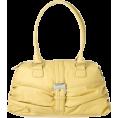 NINE WEST - Nine West Colorado Medium Mellow Yellow Satchel - Clutch bags - $69.00
