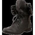 Steve Madden - Steve Madden Women's Flannel Fold Down Boot - Boots - $149.95