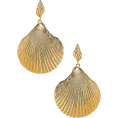 beautifulplace - Amber Sceats Katrina Earrings im Gold | - Brincos -