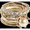 ieiele - Anéis Ouro E Pérola - Rings -