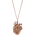 sandra  - Anatomical Heart Pendant uncommongoods - Necklaces -