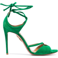 ValeriaM - Aquazurra Nathalie 105 Heeled Sandals - Sandals -