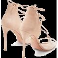 beautifulplace - Aquazzura Magic 105 suede sandals - Sandals -
