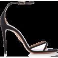 glamoura - Aquazzura Purist Suede Sandals - Sandale - $695.00  ~ 524.81€