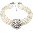 beautifulplace - Audrey Hepburn collar - Necklaces -