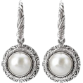 Martin Bev - Avanti Pearl Sterling Silver Earrings - イヤリング -