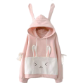 Jay Han - Aza Boutique Bunny Hoodie - Пуловер -