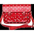 azrych - Clutch bags Red - Torbe z zaponko -