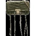 Georgine Dagher - BALMAIN Matelassé clutch - Hand bag -