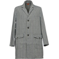 HalfMoonRun - BARENA coat - Suits -