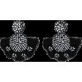 Mary Cheffer - BEADED TASSEL STATEMENT EARRINGS - Earrings - $14.97