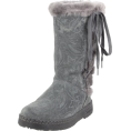 Bearpaw - BEARPAW Women's Bristol Boot Charcoal - Boots - $49.91