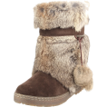 Bearpaw - BEARPAW Women's Tama II Mid-Calf Boot Chocolate - Boots - $66.20