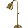 HalfMoonRun - BIVFLORIST brass table lamp - Uncategorized -