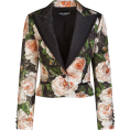 beautifulplace - BLAZER IN PRINTED BROCADE - Jacket - coats -