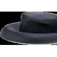 martinabb - BORSALINO asymmetric sun hat - Klobuki -