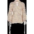 HalfMoonRun - BROCK COLLECTION jacket - Jacket - coats -