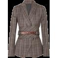 Scapin - BRUNELLO CUCINELLI blazer - Jacket - coats -