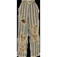 MATTRESSQUEEN  - Balmain - Capri hlače -