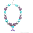 Jay Han - Beaded Mermaid Necklace - Necklaces -