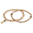 lence59 - Beaded Stretch Bracelet Set - Bracelets -