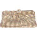 haikuandkysses - Beaded and Sequined Evening Bag - Сумки c застежкой -