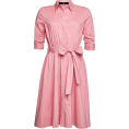 Mees Malanaphy - Belted shirt dress - Dresses - $279.00