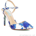 Sheri P - Betsey Johnson Anina Floral Ankle Strap - Classic shoes & Pumps - $94.92