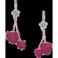 lence59 - Betsey Johnson - Earrings -