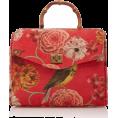 anne-irene  - Bird velvet Rosita bag - Hand bag -