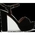 Aurora  - Black Sandals - Sandals -