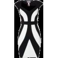 Bev Martin - Black & White Dress - Dresses -