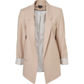 Nuria89  - Blazer TOPSHOP - Accessories - 157.00€  ~ $207.92