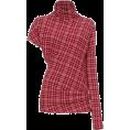 Aida Susi Silva - Blouse - CALVIN KLEIN - Long sleeves t-shirts -