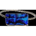 Evelin  - Blue eozin bracelet - Bracelets -