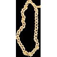 Lady Di ♕  - Blumarine Necklaces Gold - Naszyjniki -