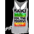 Doozer  - Bob Marley tank - Camisas sin mangas -