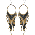 ValeriaM - Boho beaded Earrings - Earrings -