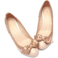 BondGirl - Shoes With Bow - Flats -