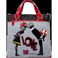 Doozer  - Braccialini love bag - Hand bag -