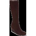 Maria Kuroshchepova - Brown wedge boot - Aerosole - Boots -