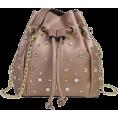 lence59 - Brown bag - Hand bag -