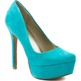 Diana Olić - Jessica Simpson Tourquise Heel - Shoes -