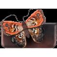 amare - Butterfly Clutch Purse - Clutch bags -