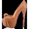 Lady Di ♕  - C. Louboutin - Platforms -