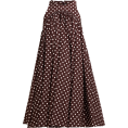 beautifulplace - CALVIN KLEIN 205W39NYC Polka-dot twill m - Spudnice -