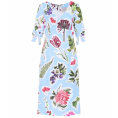 martinabb - CAROLINA HERRERA Floral cotton-blend dre - Dresses -