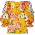 beautifulplace - CAROLINA HERRERA Floral-print knotted of - Dresses -