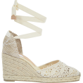 beautifulplace - CASTANER Carina Crochet Espadrilles - Wedges -