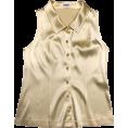 HalfMoonRun - CHANEL blouse - Shirts -